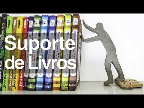 Apoiador de Livros =DiY - YouTube