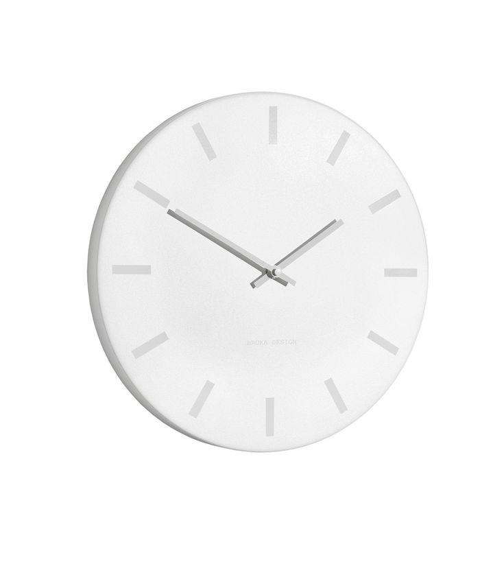 Bruka Design   Wall clock 80cm