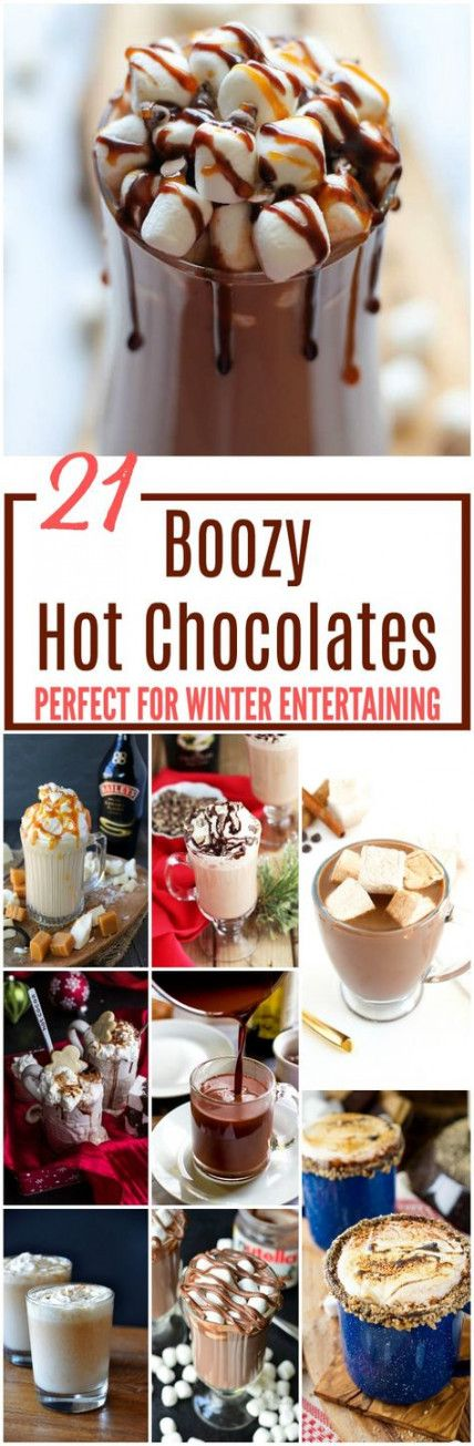 Super gifts christmas alcohol hot chocolate 53 Ideas