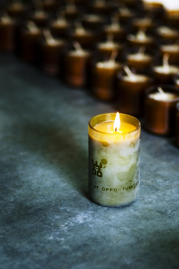 Our new collection; the XL Wine bottle candle #bottlecandle #wine