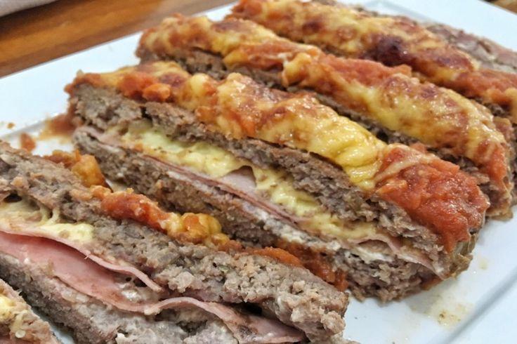 Parmegiana de Carne Moída – ByPaulinha.com