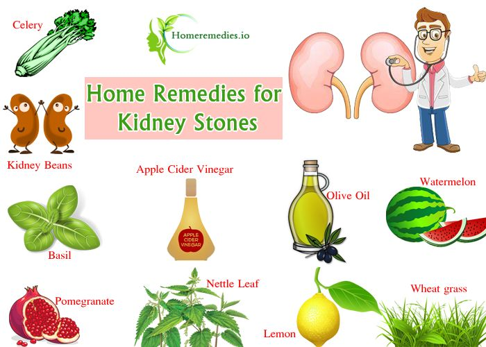 how to get rid of a kidney infection quickly