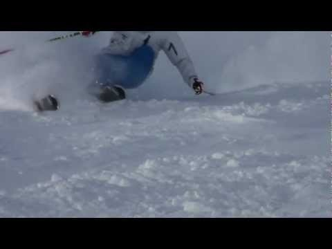 Sebastien Michel Lake Louise 2011_3 - YouTube