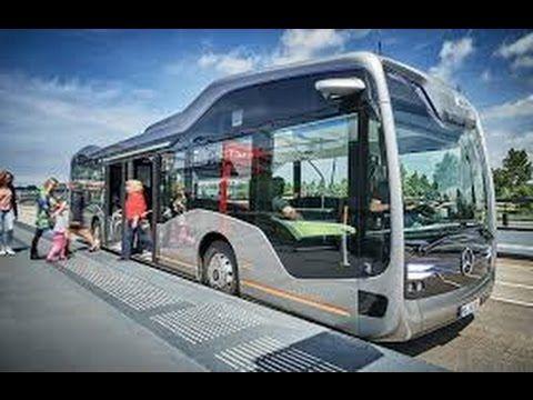 O Ônibus Do Futuro - Ônibus Inteligente Com Energia Eletrica ( Série Luxo )
