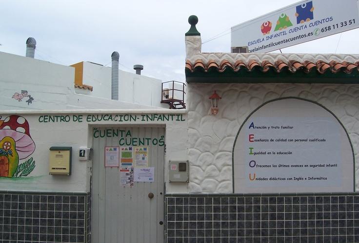 Nuestros amigos de la Escuela Infantil Cuenta Cuentos de Cádiz, nos envían una imagen del cartel de mitbaby en su centro.  http://www.escuelainfantilcuentacuentos.es