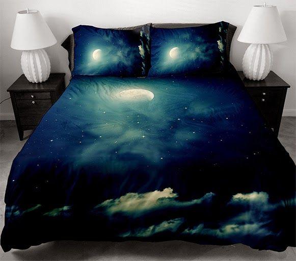 Bem Legaus!: Roupa de cama das galáxias