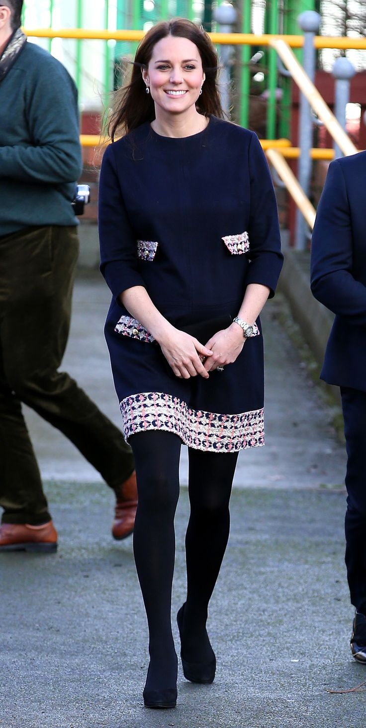 Kate Middleton Just Wore the Most Royal Shirt You'll Ever See