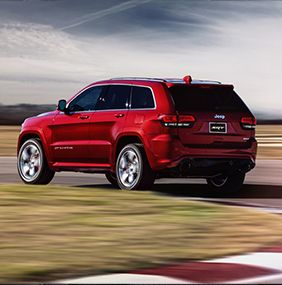 Jeep Grand Cherokee | 4x4 Cars | A new SUV Car | Jeep® UK