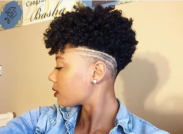 Tapered Natural Hair Styles: Best 25+ Natural Tapered Cut Ideas On Pinterest
