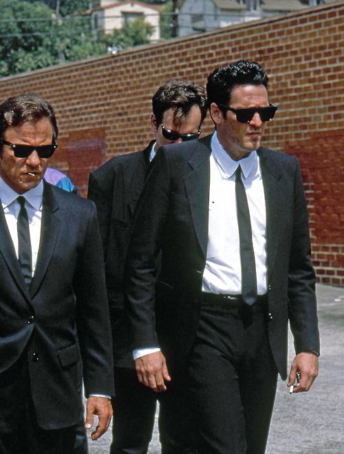 Quentin Tarantino, Reservoir Dogs.