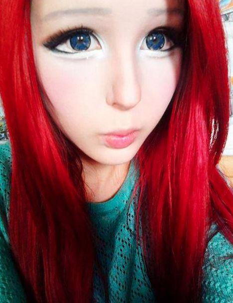 Anastasiya Shpagina I LOVE That Makeup On Her She Looks