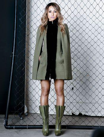 De carona na moda!: Sabrina Sato na Revista Estilo