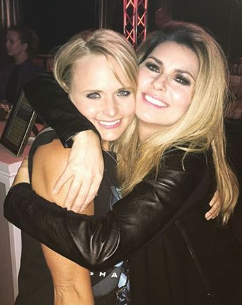 "Miranda Lambert Has ""Girls Night"" With Shania Twain After Split: Pic - Us Weekly"