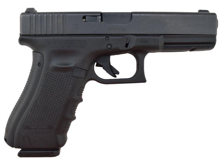 Glock 22 Gen 4 Used, Law Enforcement Trade In - .40 S