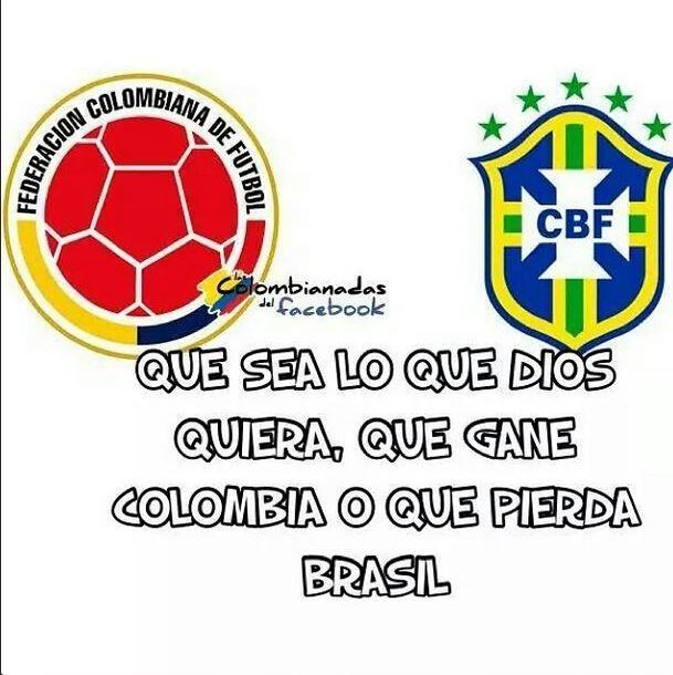 #vamoscolombia #worldcup #maratontricolor #brasil2014