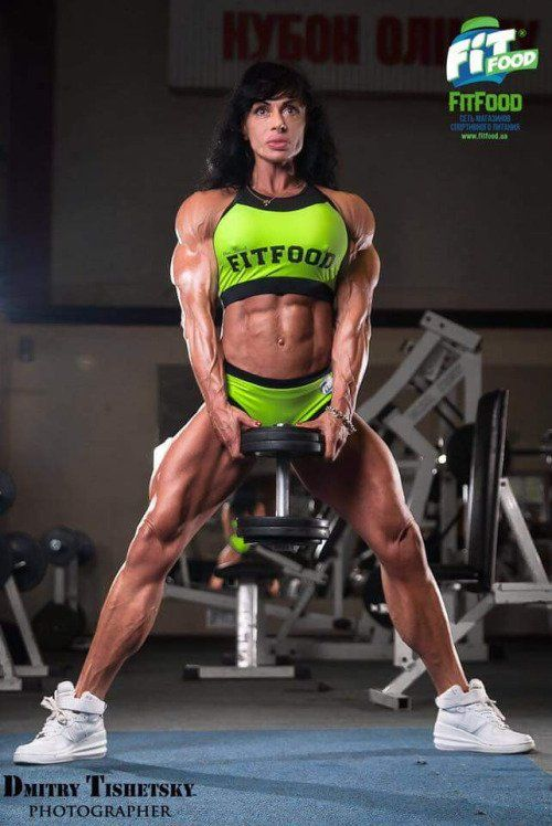 Alina Popa Muscle Morph - a photo on Flickriver