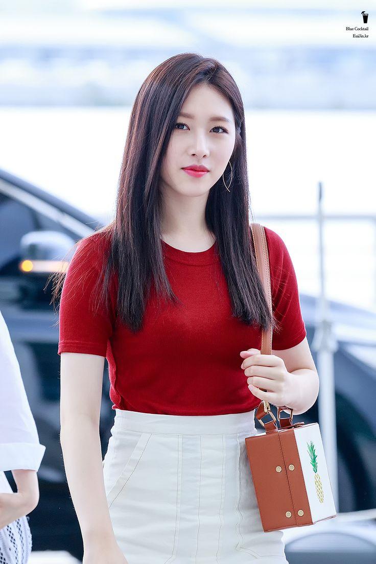 SONAMOO  Euijin [ 홍의진 ] ㅡ170622 Incheon Airport Leaving to Taiwan