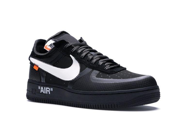 Nike Air Force 1 Low Off White Black White Nike Air Force Black Nike White Nikes