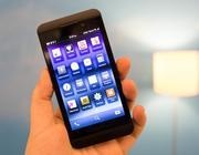 BlackBerry Z10, first BlackBerry 10 smartphone
