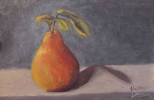 Pear by Heather Kemp
