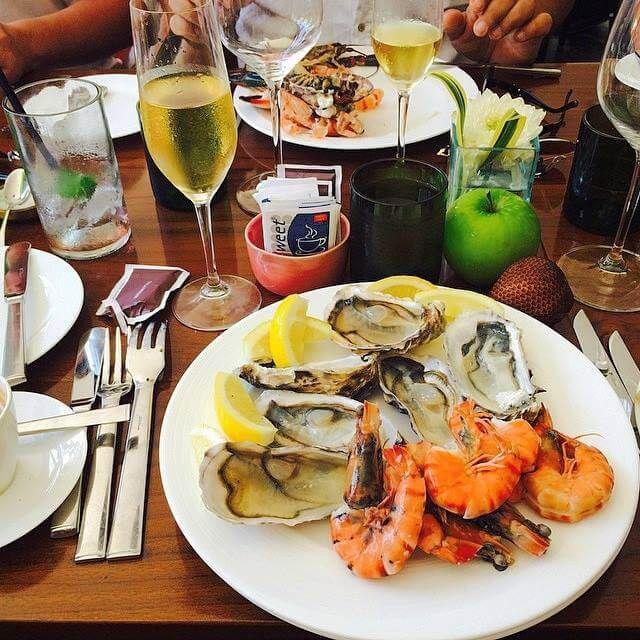 Best Restaurants in Bali.  #restaurants #food #wine #EatPrayLove #Bali #Indonesia #travel #vacation #holiday #beach #honeymoon #thedecksbali #villa #bar #nightlife #cocktails #party