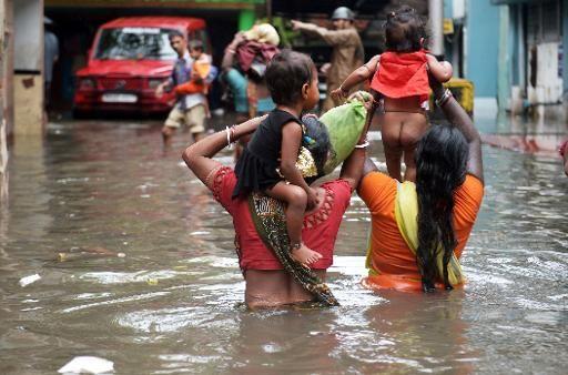 Près d'un tiers du PIB mondial proviendra en 2025 de pays considérés comme les plus exposés aux impacts du changement climatique, comprenant la Chine et l'Inde, selon une étude publiée mercredi par le cabinet britannique Maplecroft spécialisé dans l'analyse de risque.
