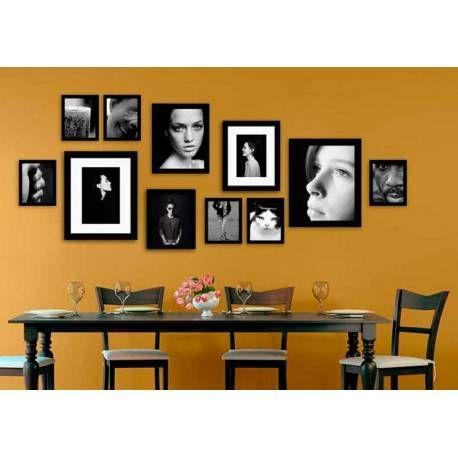 10 frames in different sizes  Check it out on: https://tjengo.com/billedrammer/401-billedrammer.html