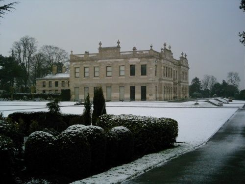 Brodsworth Hall, Doncaster, one of the most complete surviving examples of a Victorian country house. Virtually unchanged since 1860s. Designed in the Italianate style by Philip Wilkinson for Charles Sabine Augustus Thellusson. After WWI, spiralling costs resulted in the owners' closing off parts of the house. Unable to maintain it, the hall started to fall into decay until English Heritage acquired it in the late 1980s. Last resident of the house was Sylvia Grant-Dalton who died in 1988.