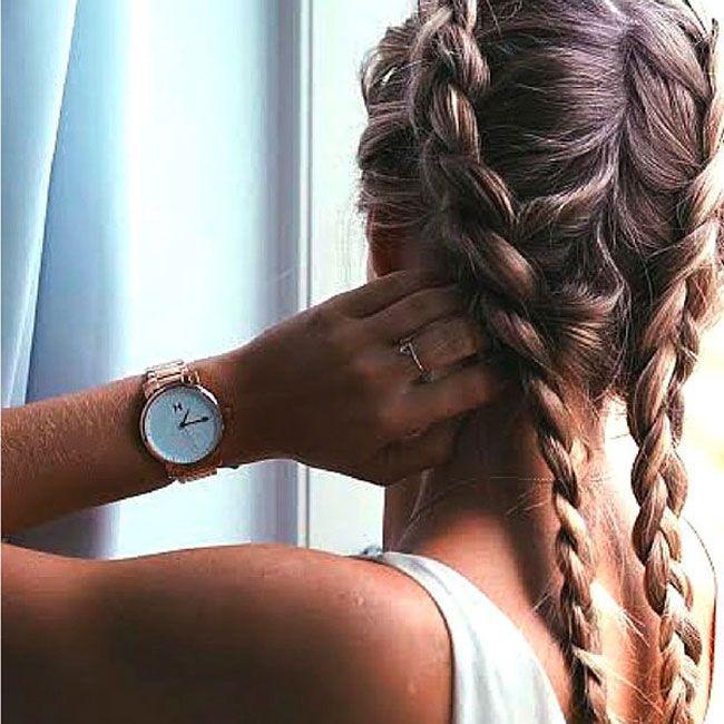 trecce estate 2016 | ... capelli 2016: Trecce boxer braids idee per la primavera estate FOTO