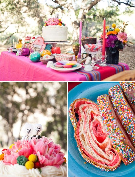 What is Day of the Dead? It's sort of like Mexican Halloween but with way better colors. Officially Dia de los Muertos (Day of the Day) is h...