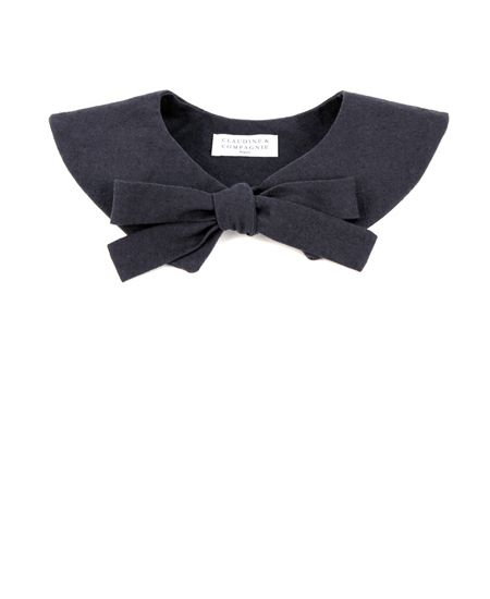 Claudine & Compagnie Collar (Navy)
