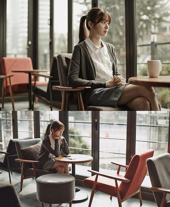 "Foto peran Kang So-Ra Dalam drama series ""MISAENG"" || http://tamura-k-drama.blogspot.com/2014/07/drama-korea-misaeng.html"