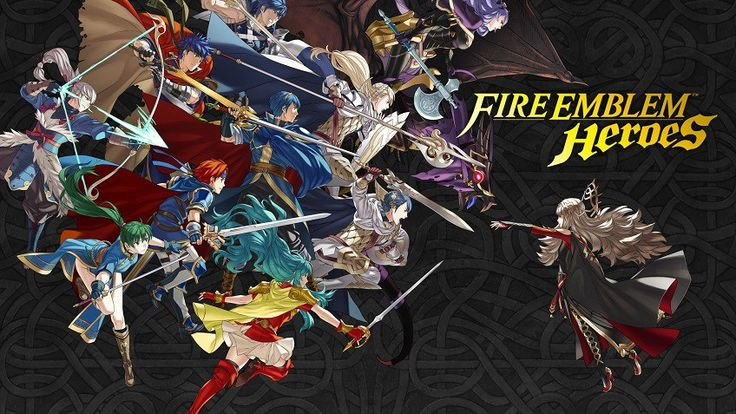 Fire Emblem Heroes for PC - Free Download - http://gameshunters.com/fire-emblem-heroes-pc-download/
