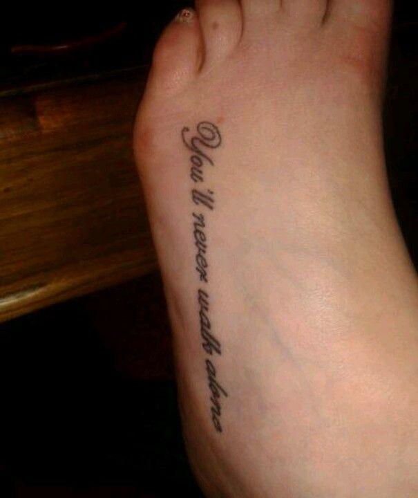 Foot tattoo http://tattoo-ideas.us