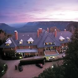 Blue Mountains Hotel | Lilianfels best place to stay for visiting the blue mountains Australia