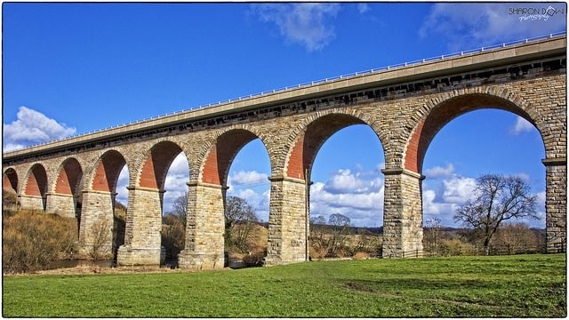 Newton Cap Viaduct over the river Wear, Bishop Auckland, County Durham | Flickr - Photo Sharing!