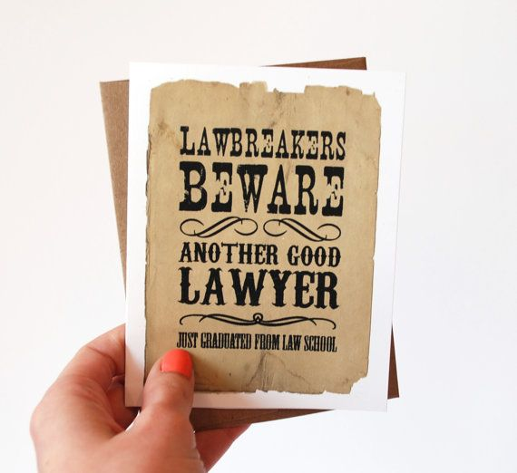 31 best Law School Graduation Gifts images on Pinterest | Law ...