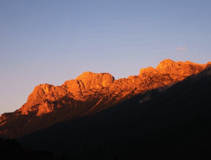 Val di Fassa #Trentino settembre 2016 #Dolomiti #Dolomites #sunset