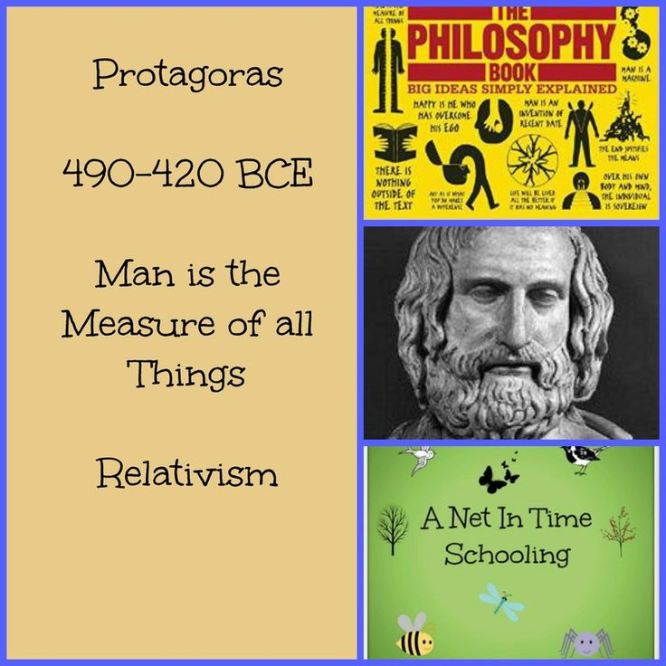 Protagoras - greek sophist.   A brief look at this philosopher by A Net In Time