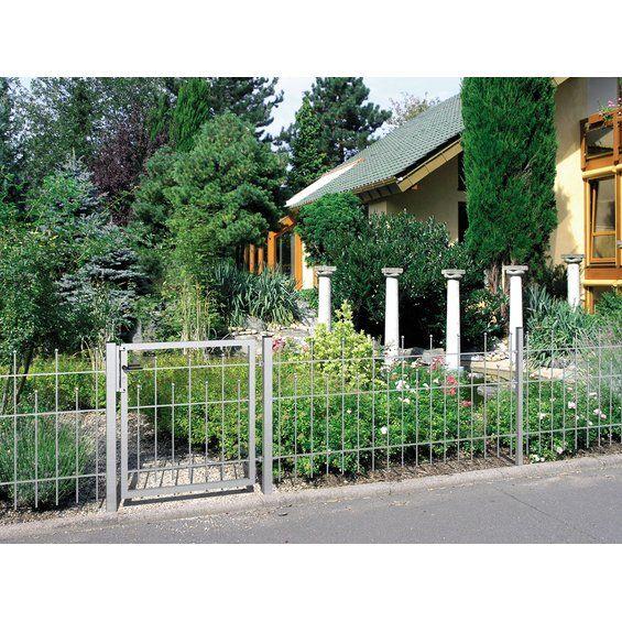 54 besten Zaun Bilder auf Pinterest Gartenzaun, Gärtnern und Hoftor - gartenzaun blickdicht metall
