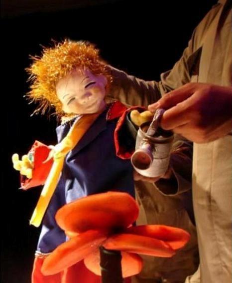 """O espetáculo """"Menino das Estrelas"""", da Cia Talagadá, terá três apresentações no CEU Alvarenga, na Zona Leste."""