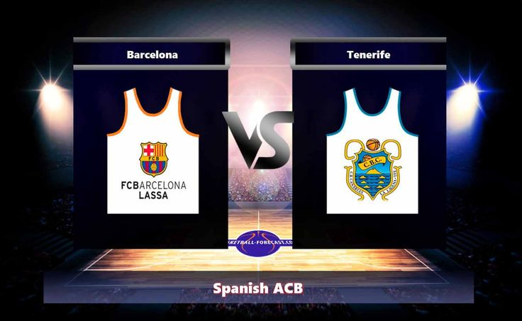 Barcelona-Tenerife Dec 10 2017 Spanish ACBLast gamesFour factors The estimated statistics of the match Statistics on quarters Information on line-up Statistics in the last matches Statistics of teams of opponents in the last matches  Will Tenerife be able to beat the Barcelona team in an away match Barcelona-Tenerife Dec 10 2017 ? In the last 10 games Barcelona has won 6 wins and  In the past 9   #Adam_Hanga #Adrien_Moerman #Barcelona #basketball #bet #Dec_10__2017