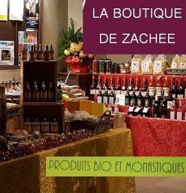 La boutique de Zachée, produits bio à Strasbourg (67)