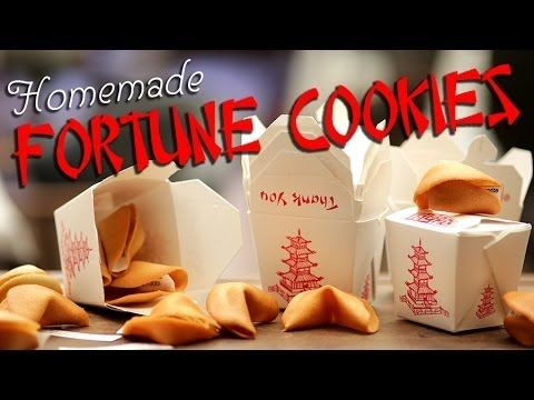 Fortune cookie martini recipe