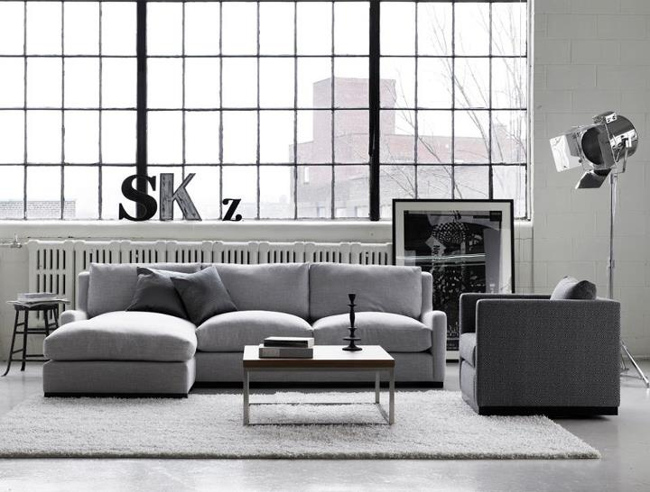 Broome sectional by Canadian G. Romano