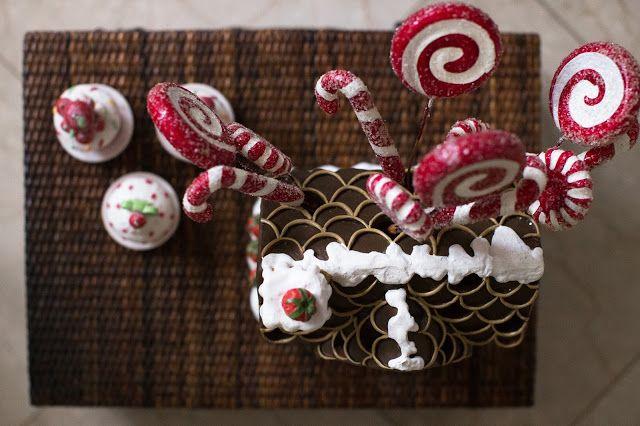Decoração de Natal Bella Fiore, como montar uma linda mesa principal Christmas decoration Bella Fiore production