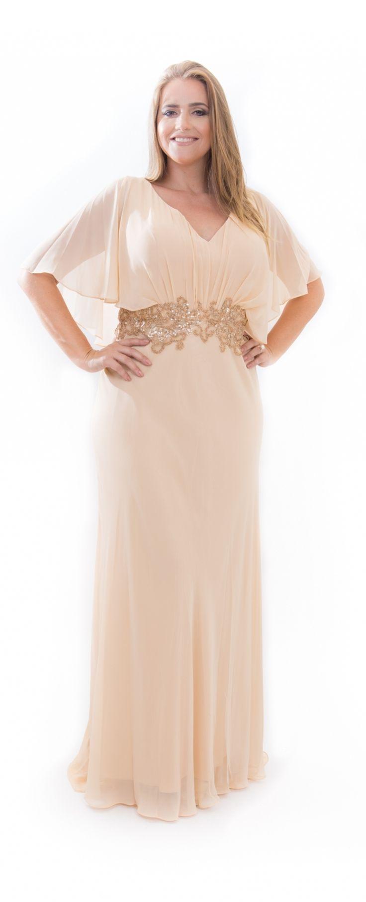 Vestido para mãe dos noivos                                                                                                                                                                                 Mais