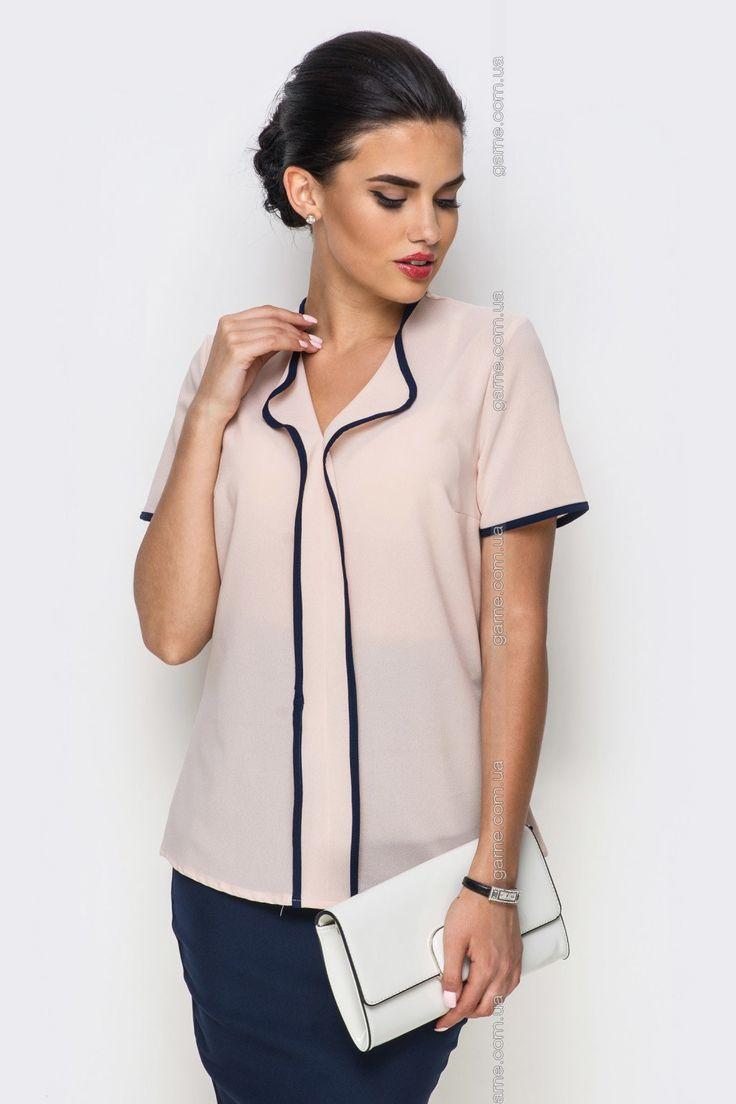 Блуза женская. Блузы, рубашки: Molegi - артикул: 4031628.