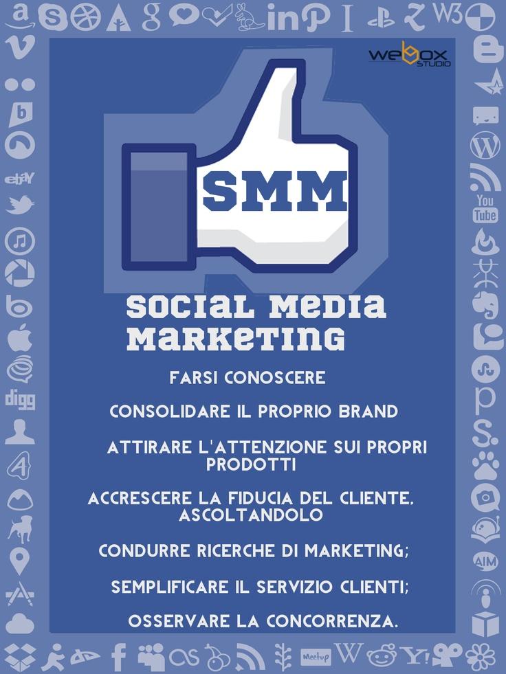 Perchè il Social Media Marketing è il servizio che dovrei scegliere?