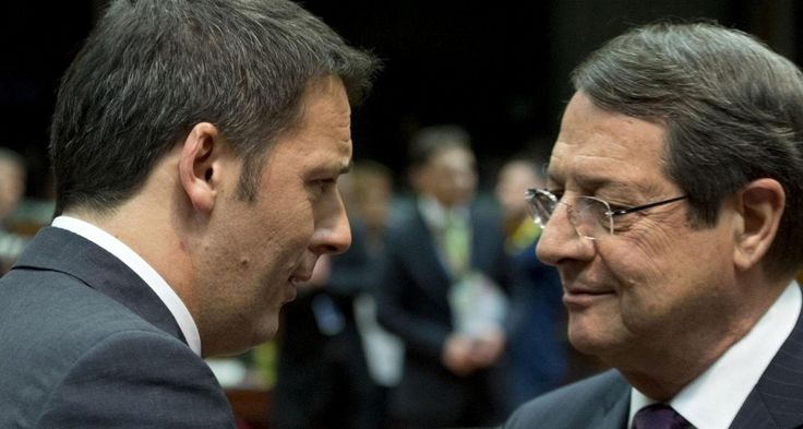 Mario Draghi, president of the European Central Bank, and former Italian Prime Minister Matteo Renzi were among those hacked in a cyber-spying operation that targeted more than 18,000 e-mail accounts,